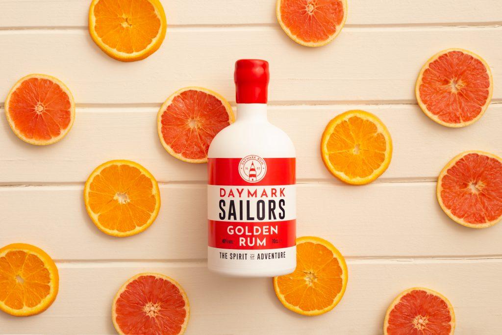 Daymark Sailors with Citrus Fruits