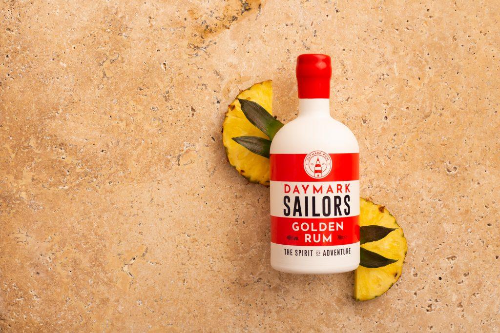 Daymark Sailors in Tropical Fruit